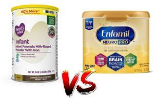 Parent's Choice vs Enfamil Formula: Which is Best?