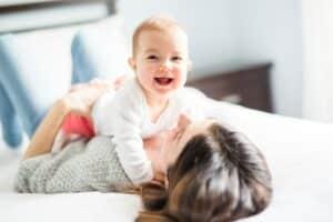 5 Ways To Help a Baby Burp That Won't Burp