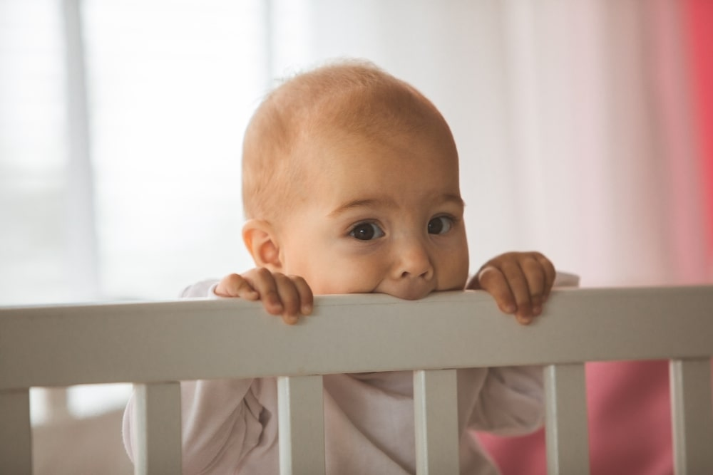 Why Does My Baby Chew On The Crib: How Can You Get Them To Stop?