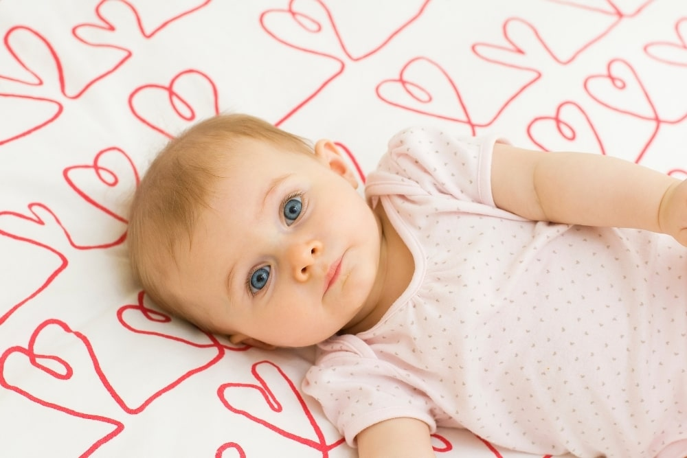 55 Most Romantic Names For Girls (Dreamy Baby Names)