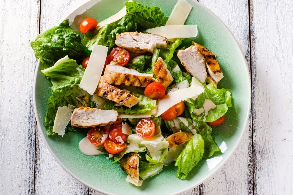 can you eat chicken salad while pregnant