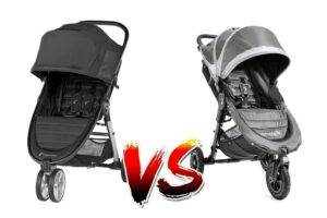 City Mini vs City Mini GT Baby Jogger - What's The Difference?