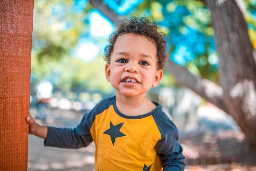 cute boy toddler