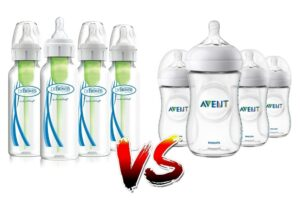 Dr. Brown vs Avent Bottles: Whats The Difference?