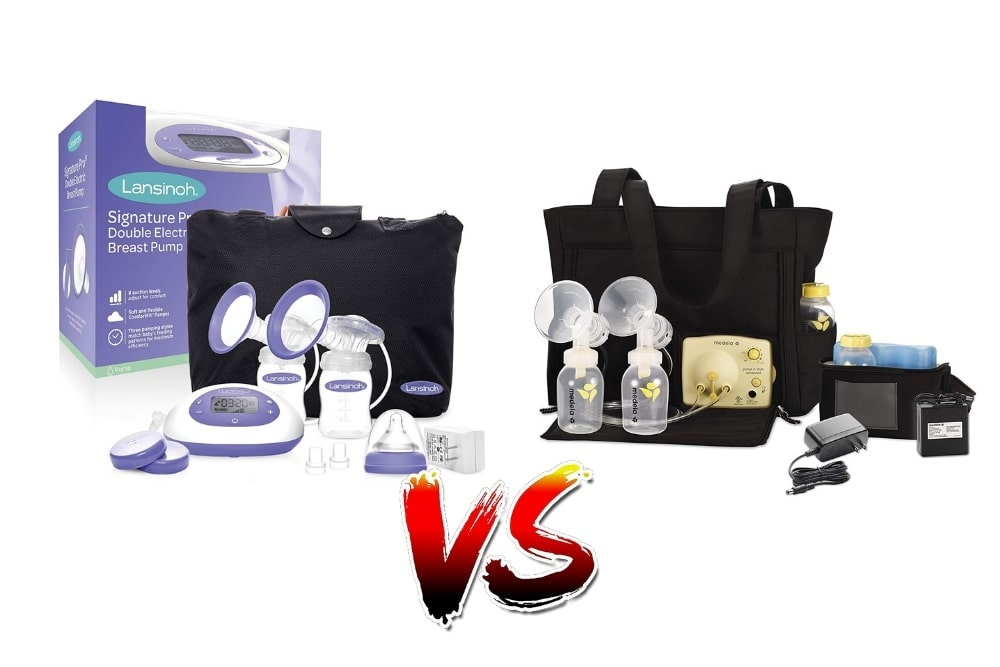 Lansinoh vs Medela Breast Pump: Which Is Best?