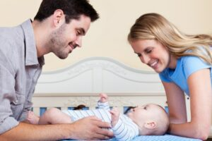 What To Do When Baby Only Wants Mom or Prefers Dad