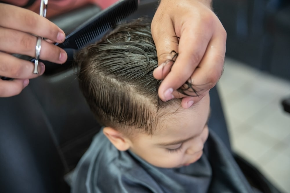 How to Cut Baby Hair 101 (Tips and Tricks)