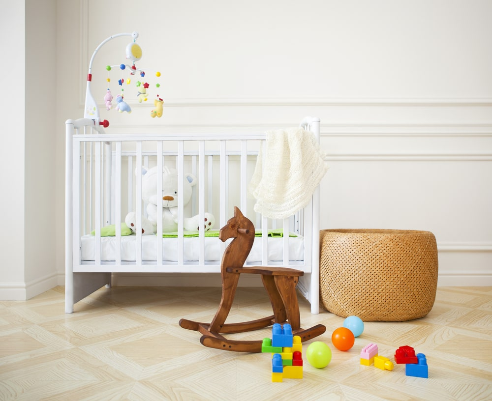 Is Putting a Crib in Front Of A Window Safe?