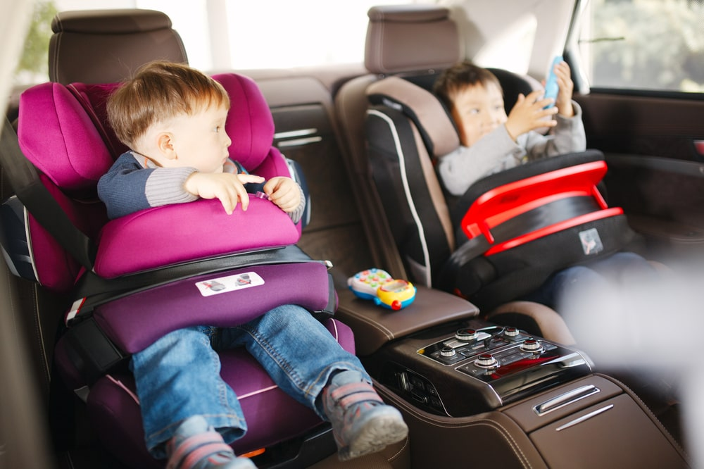 Diono Radian vs Rainier - Which Car Seat is Best?