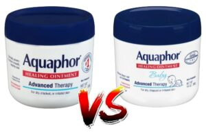 Aquaphor vs Aquaphor Baby - What's The Difference?