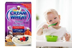 Cream of Wheat for Babies - Is It Good for Them?