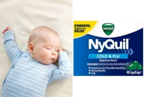 Is It Safe To Give A Baby Nyquil?