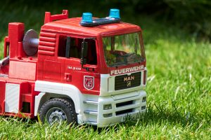 best fire trucks for toddlers