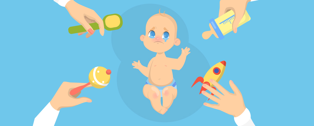 2. How to Know if a Baby is Hungry