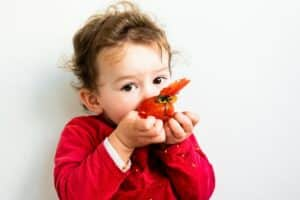 When Can Babies Eat Tomatoes?