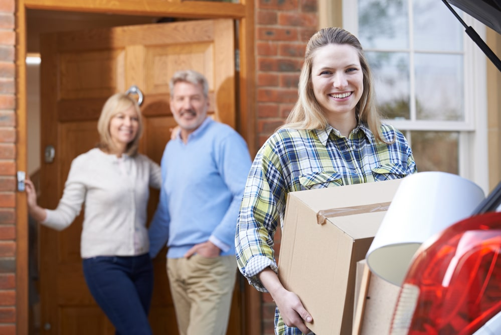 How to Tell Your Parents You're Moving Out