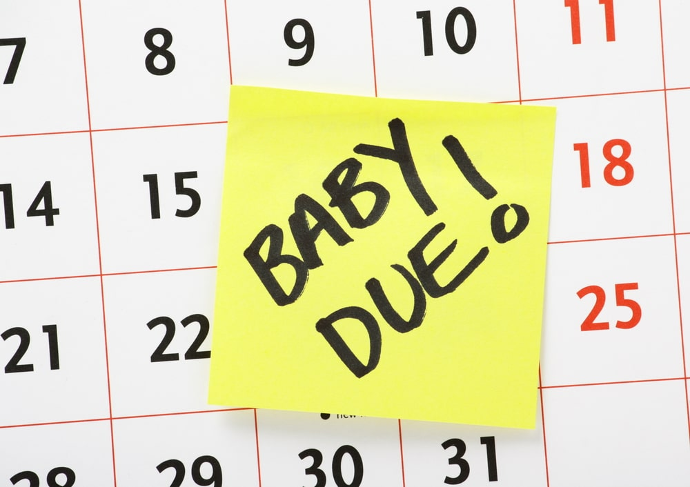 Baby Due Date Reminder