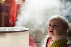 How Close Should a Humidifier be to a Baby?