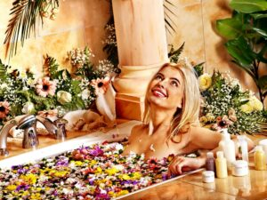 Complete Guide to Home Birthing: Herbal Sitz Bath Prep