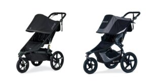 How to Collapse and Fold a Bob Stroller