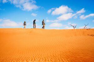 Names Meaning Sand or Desert