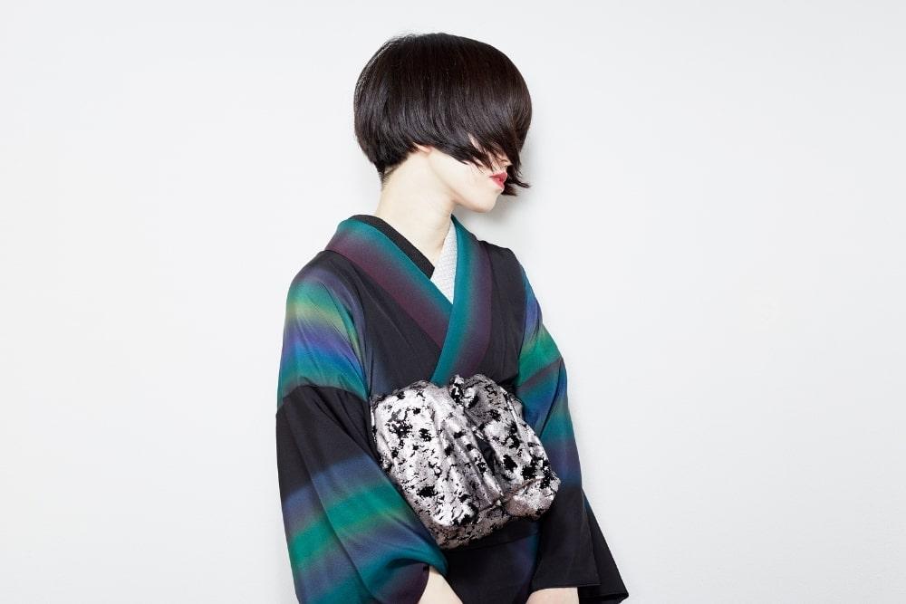 girl woman in a kimono8