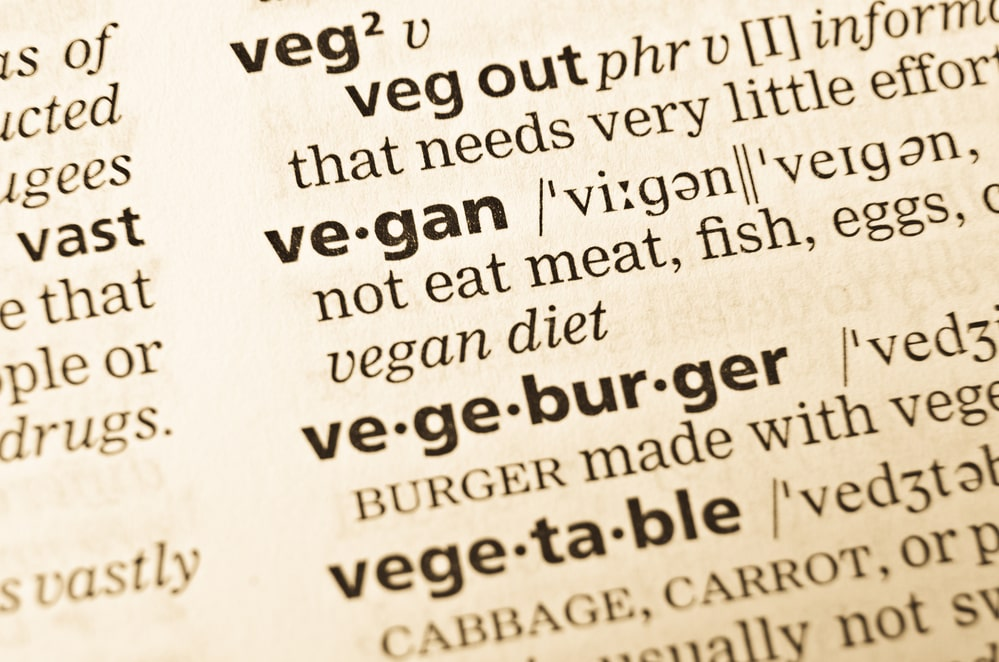 vegan meaning