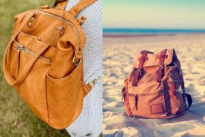 Diaper Bag vs a Regular Backpack: Is One Better Than The Other?