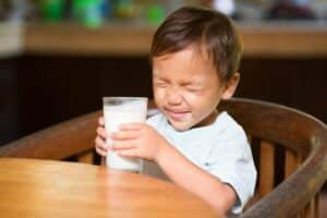 What Happens If My Baby or Toddler Drinks Spoiled Milk?