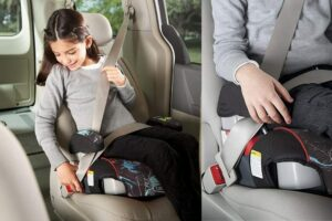 Graco Backless Turbobooster Car Seat Review For 2021