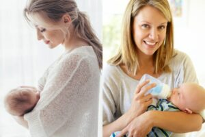 How To Switch To Formula From Breast Milk: Step By Step