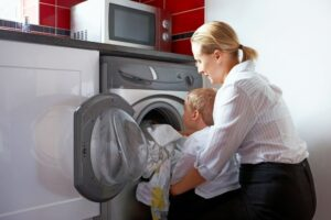 How To Wash And Dry Baby Clothes (Keep Clothes From Shrinking)