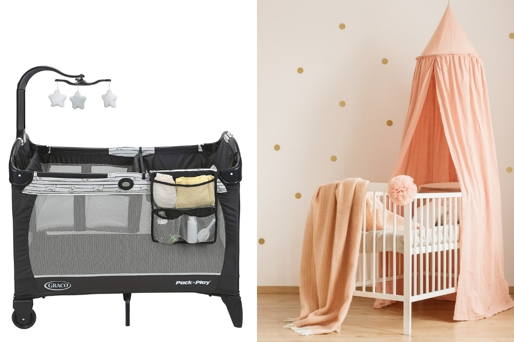 Pack 'n Plays vs. Cribs - Which is Best For Babies?