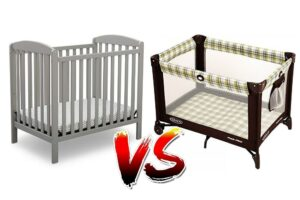 Playard vs Crib - Which is Best in [2021]?