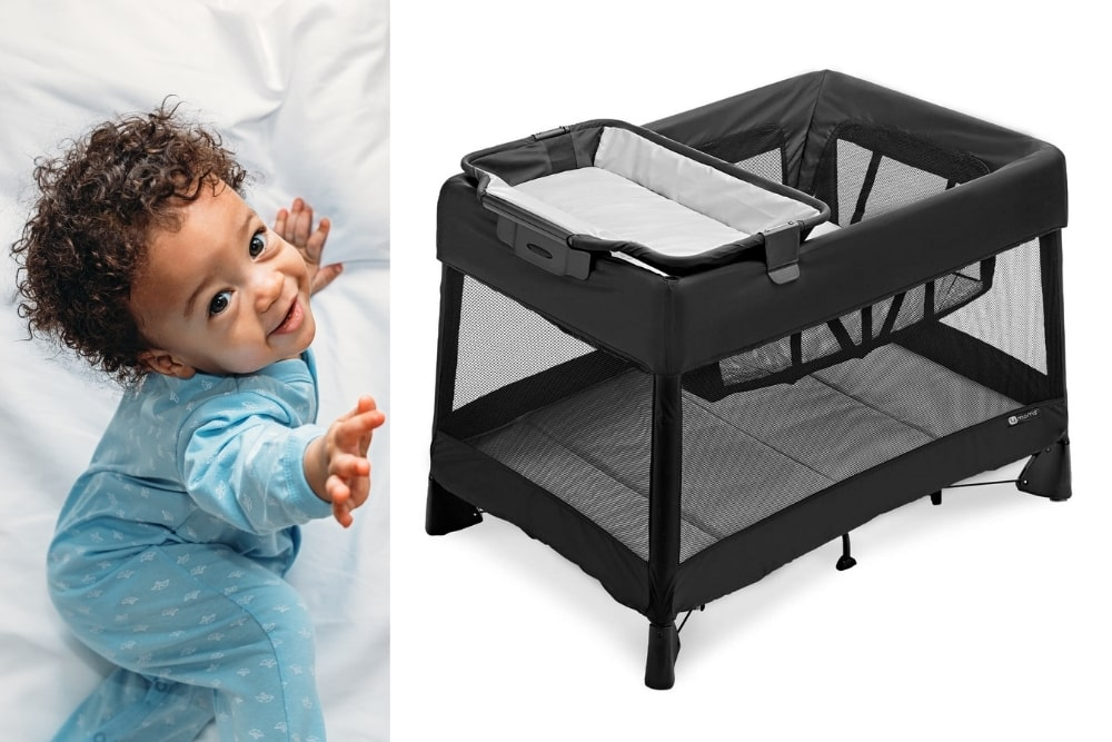 4Moms Breeze Plus Playard Review
