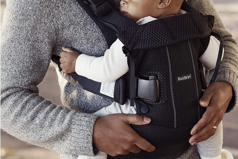 BabyBjorn Carrier One Review