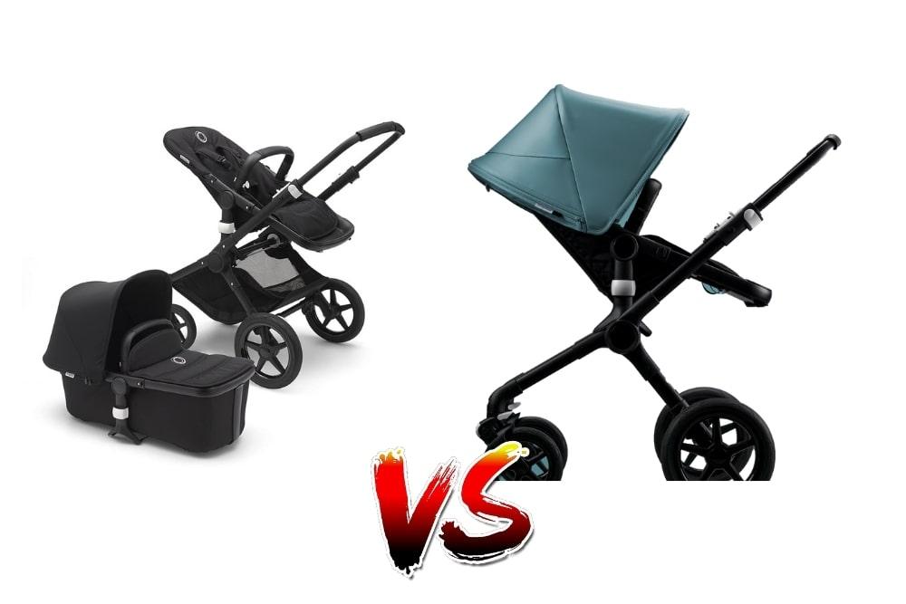 Bugaboo Fox 2 vs Fox Stroller Review