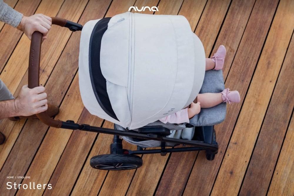 Nuna MIXX Stroller Review