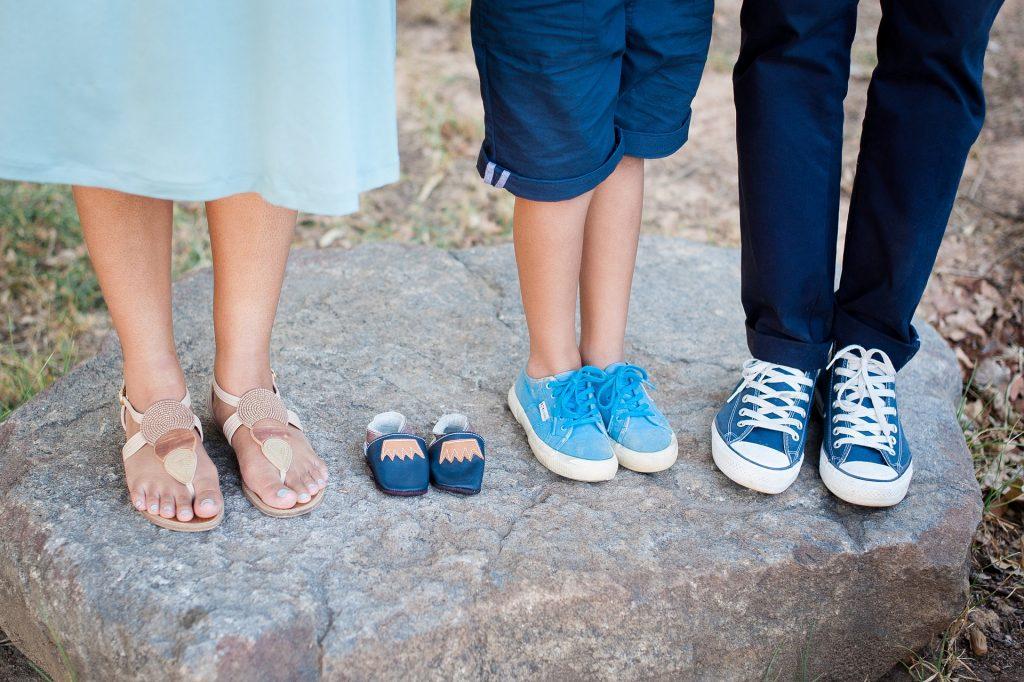 pregnant shoes