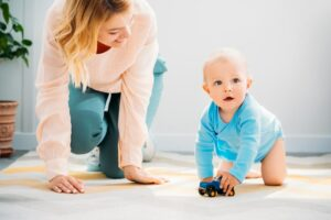 How To Stop Your Baby Walking On Their Knees