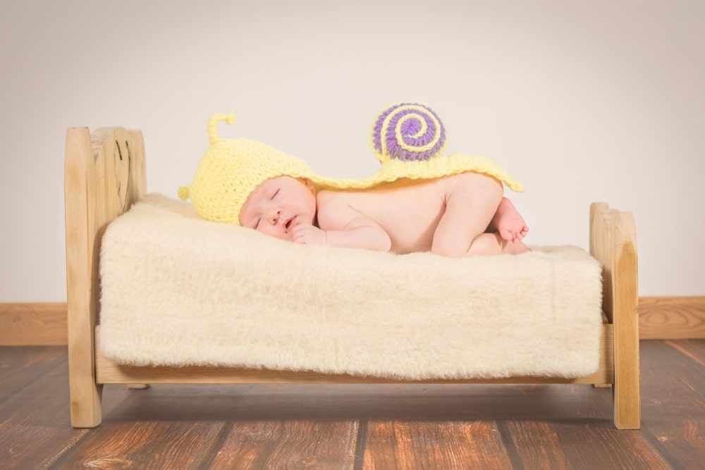 Why Do Babies Sleep With Their Butts In The Air?